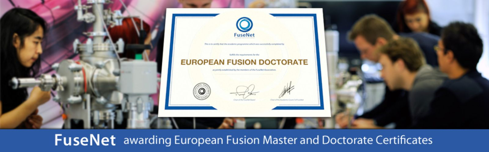 The Quality Stamp For Generation Iter Eurofusion