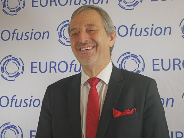 Tony Donné, EUROfusion Programme Manager
