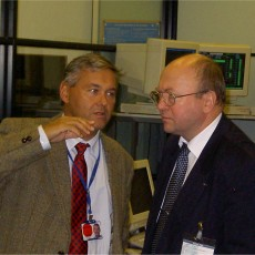 Czech MEP V Remek visits JET