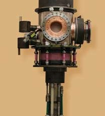 2 frequency gyrotron manufactured by GYCOM, Russia, used for ASDEX Upgrade. Photo: IPP, Garching