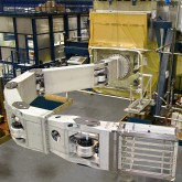picture of Remote Handling Octant 1 Boom