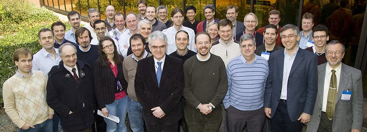 "picture of EFDA ""Plasma Control and Stability"" Topical Group Participants - March 2010"