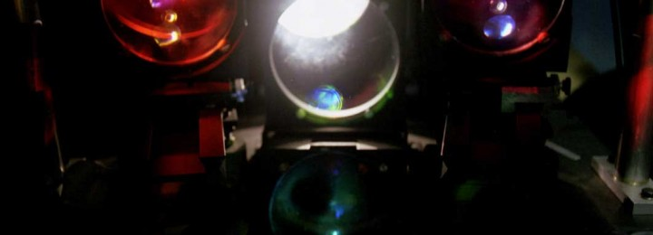 picture of Light Detection and Ranging Spectrometer