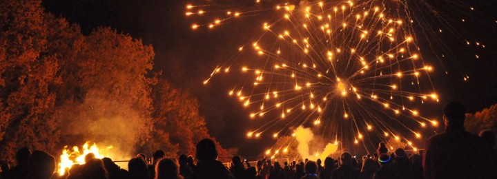 Culham Site Fireworks and Bonfire