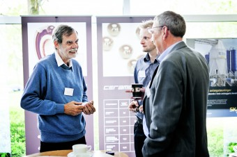 picture at Danish Big Science Industry Day