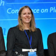 picture of the winners of the EPS PhD Research Award 2011