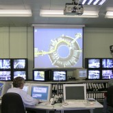 picture of Remote Handling Control Room