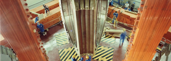 picture of Octant section installation