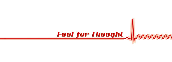 Fuel for Thought banner