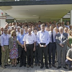 participants Fusion Roadmap meeting, July 2012
