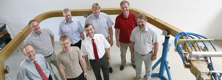 picture of The IPP coil team