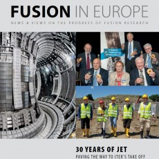 July2013 Cover of Fusion in Europe