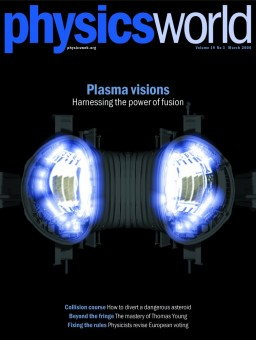 cover of Physics World