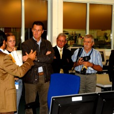 Delegation from the Aosta Valley