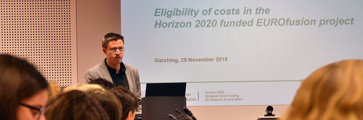 Horizon 2020 Training
