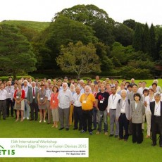 International fusion scientists gathered at the Kasugano International Forum in Nara. Picture: PET