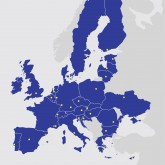 Thirty members, representing 26 European Union member states plus Switzerland and Ukraine, signed the agreement of the EUROfusion consortium. EUROfusion collaborates with Fusion for Energy (Spain) and intensively supports the ITER International Organization (France).