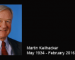 obituary Martin Keilhacker