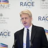 Jo Johnson, UK Minister for Universities and Science. Picture: © Copyright protected by United Kingdom Atomic Energy Authority