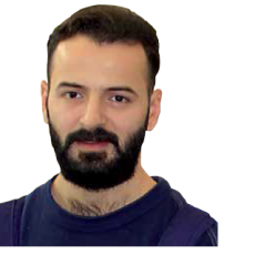 Mohamad Haithm Alnhas Humse is not a fusion scientist but a Syrian refugee with skills in the metal working industry. He and his brother found new jobs at the IPP workshop in Greifswald after German research institutes decided to open up positions to immigrants. Picture: EUROfusion